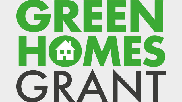Green Homes Grant logo